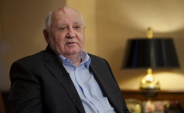 Где проживает единственный президент СССР Михаил Горбачев