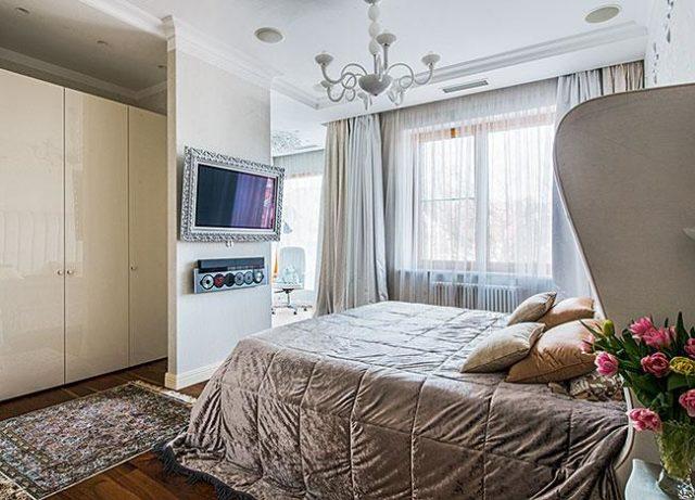 Квартира и трехэтажный дом певицы Жасмин