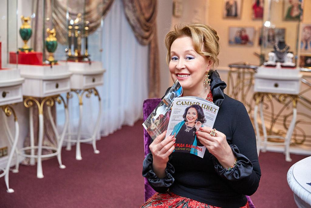 Гле живет заслуженная актриса России Лариса Удовиченко
