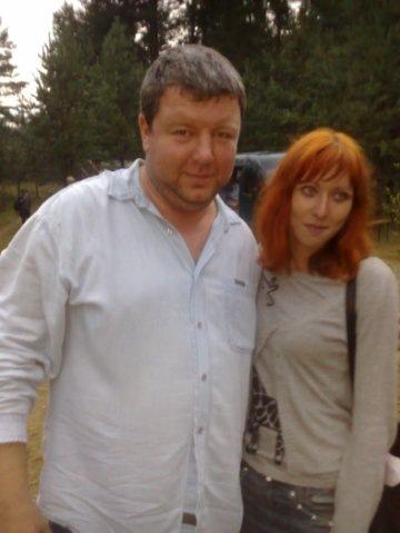 Жена Александра Робака: кто она