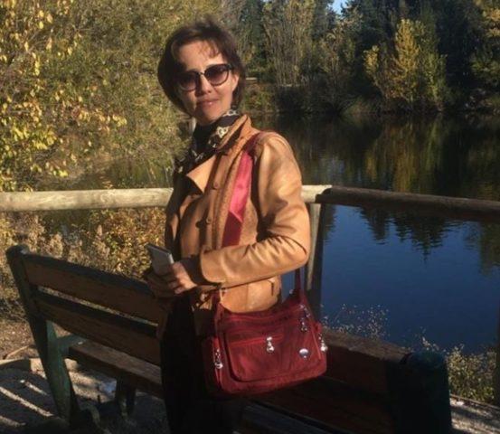 Жена журналиста Виктора Шендеровича