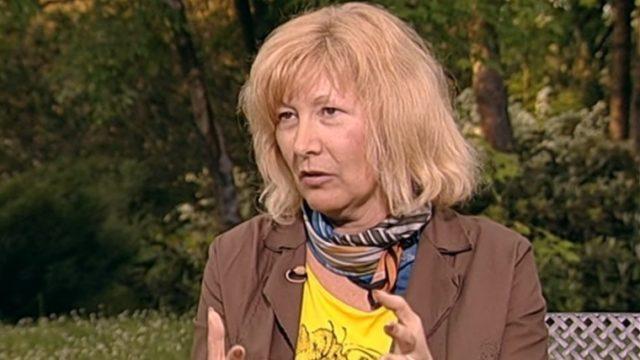 Жена телеведущего Николая Дроздова