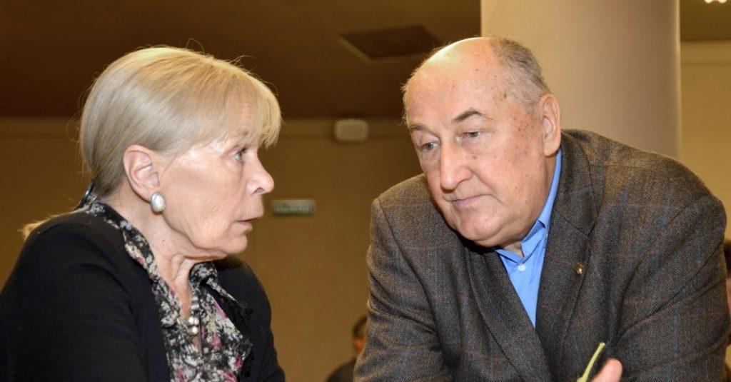 Жена Бориса Клюева: кто она
