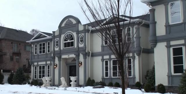 Дом Авраама Руссо в классическом стиле