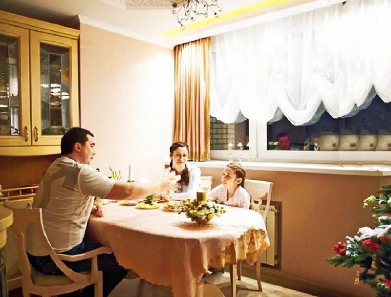 Скромная квартира актрисы Анны Ковальчук