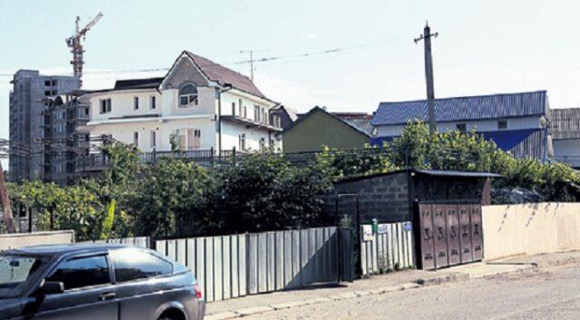 Загородный особняк Стаса Михайлова рядом с Новорижским шоссе