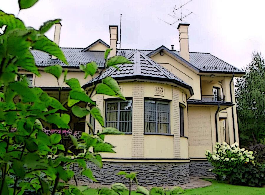 Загородный дом Игоря Николаева в Барвихе-2