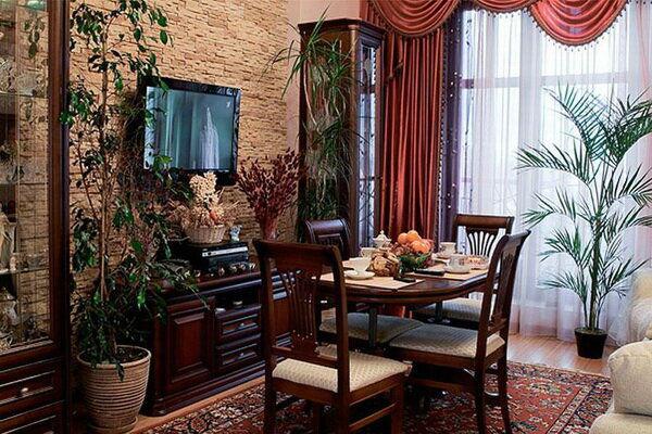 Квартира и загородный дом Ольги Погодиной