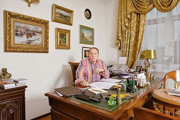 Где проживает Александр Масляков-старший