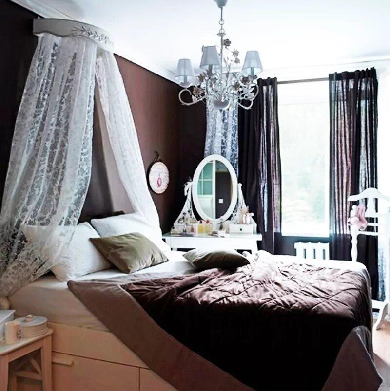 Скромная московская квартира Виктории Дайнеко