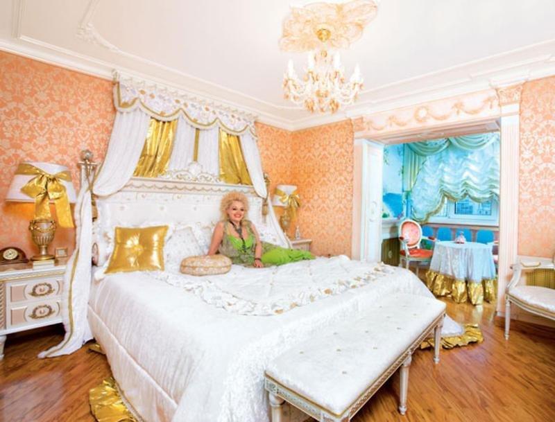 Роскошная квартира Надежды Кадышевой