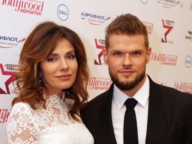 Жена актера Владимира Яглыча