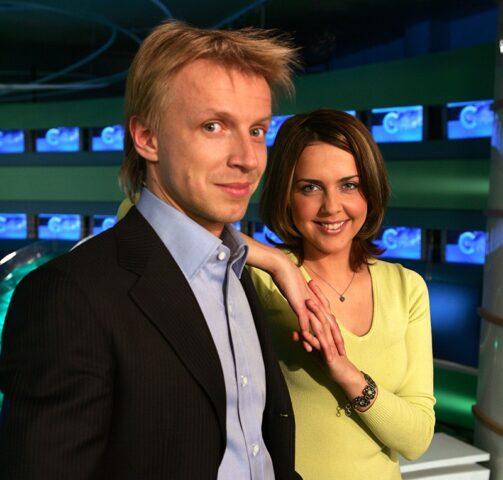 Жена шоумена Антона Комолова