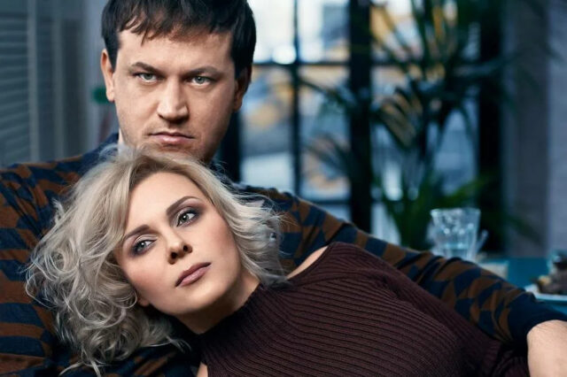 Муж актрисы Яны Трояновой