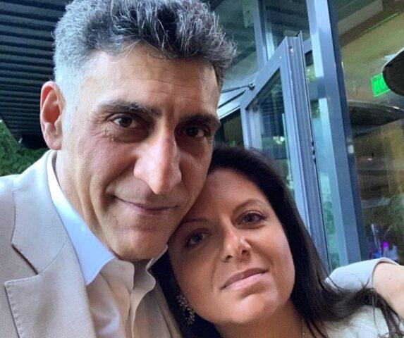 Жена режиссера Тиграна Кеосаяна
