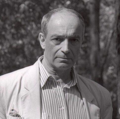 Жена актера Валентина Гафта