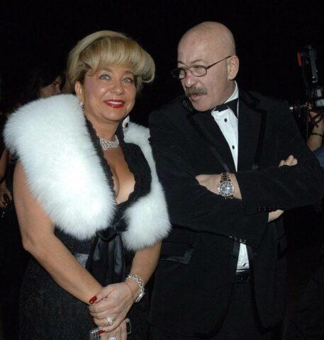Жена исполнителя Александра Розенбаума