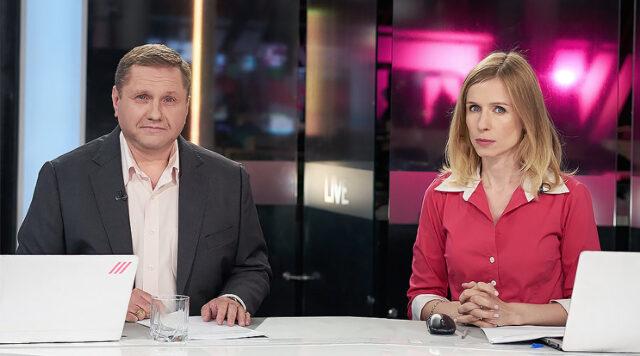 Муж актрисы и телеведущей Лики Кремер