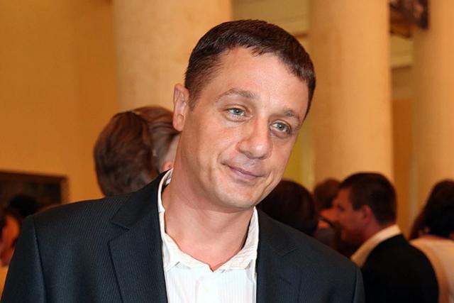Муж актрисы Евгении Крюковой