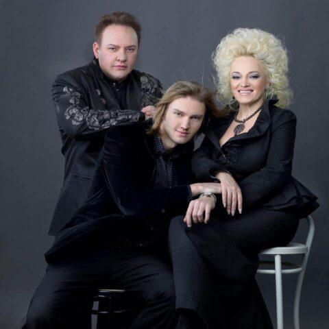 Муж артистки Надежды Кадышевой