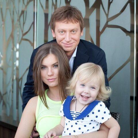 Жена актера Михаила Трухина