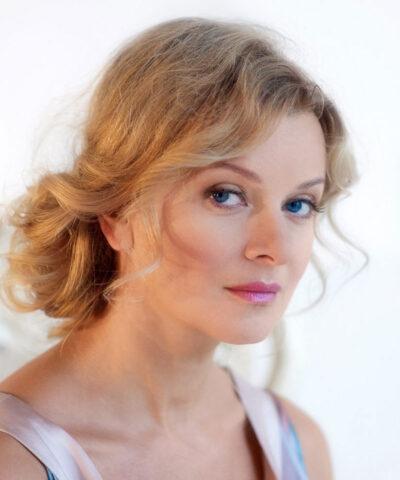 Жена актера Николая Добрынина