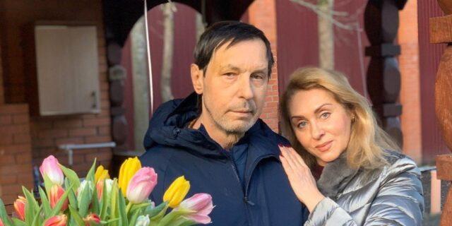 Жена Николая Носкова