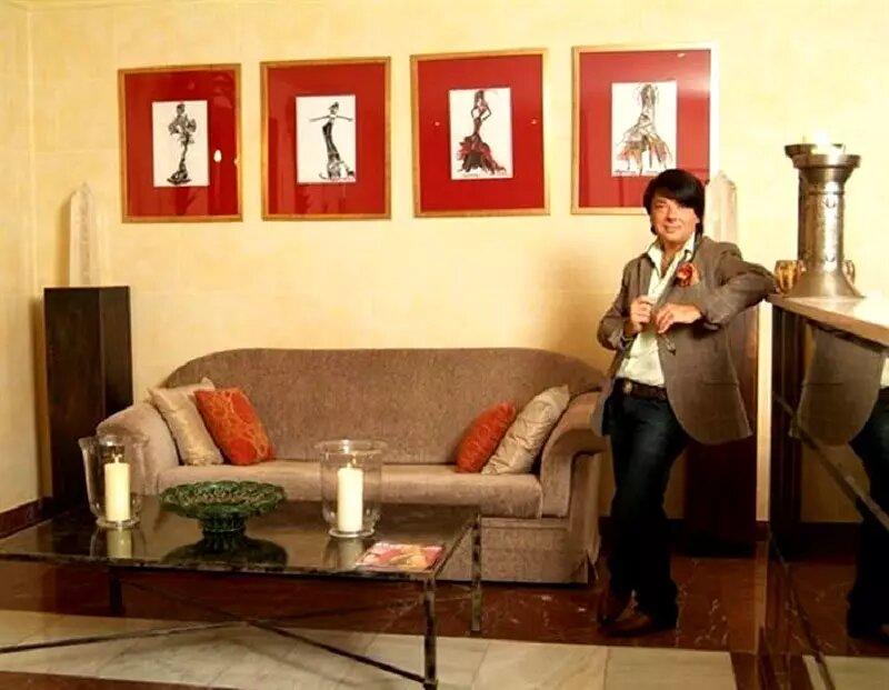 Как выглядит особняк известного модельера Юдашкина в Переделкино