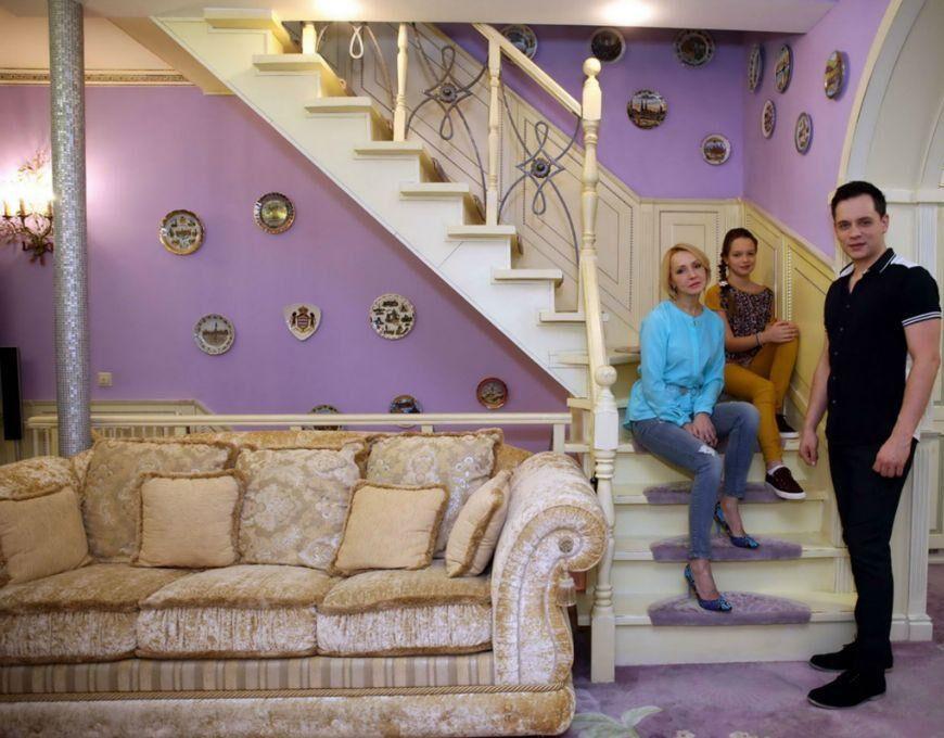 Красивый загородный дом Александра Асташенка