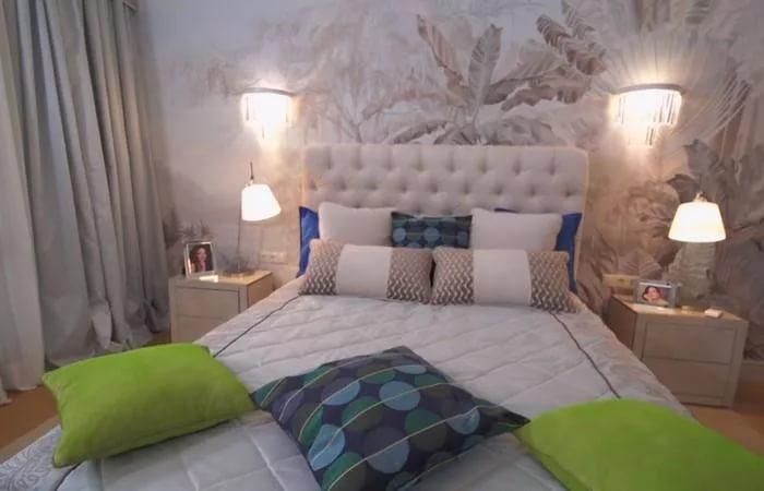 Как выглядит квартира Ирины Безруковой