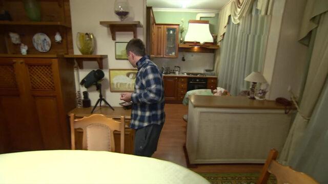 Четырехкомнатная квартира Андрея Губина в Москве