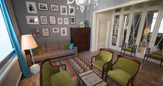 Как выглядит квартира Ирины Алферовой после ремонта