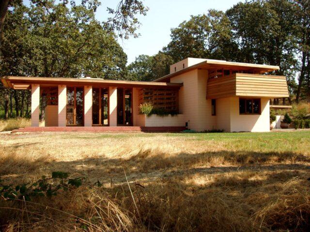 Загородный дом Александра Гордона