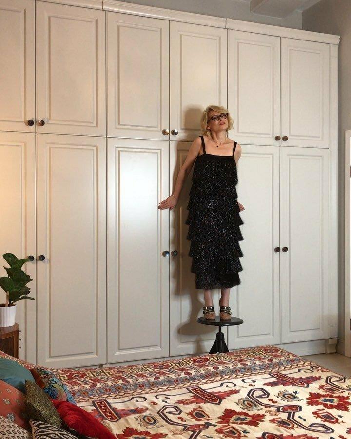 Модная квартира Эвелины Хромченко