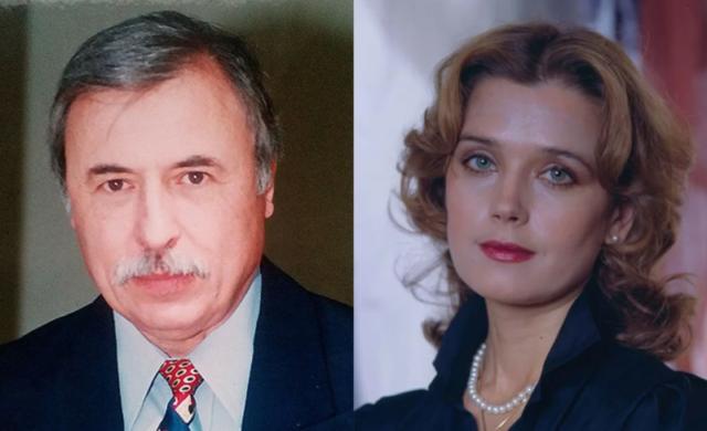 Муж актрисы Ирины Алферовой