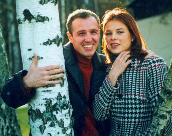 Жена актера Игоря Верника