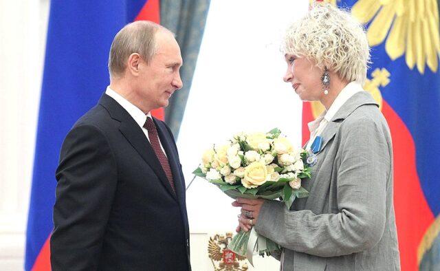 Муж актрисы Татьяны Васильевой