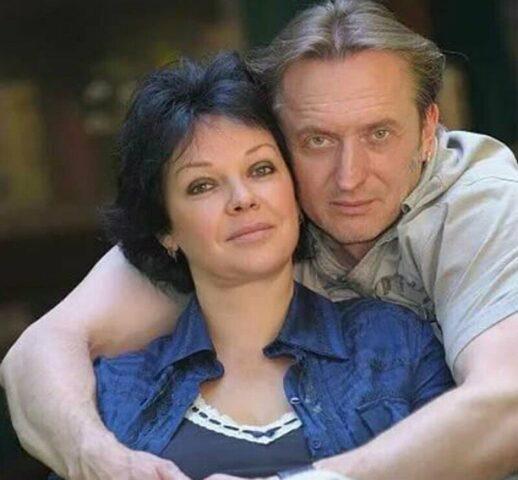 Жена актера Александра Яцко