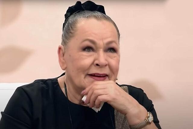 Муж актрисы Раисы Рязановой