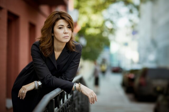 Жена актера Евгения Стычкина
