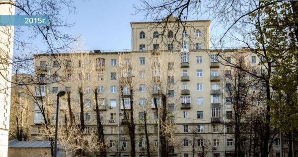 Скромная недвижимость Вячеслава Добрынина
