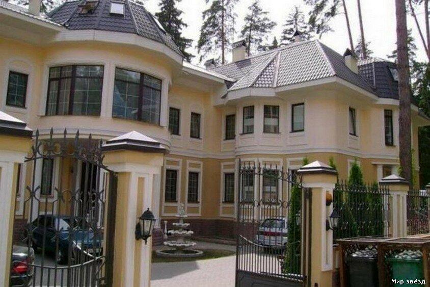 Как выглядит родовое поместье Никиты Михалкова