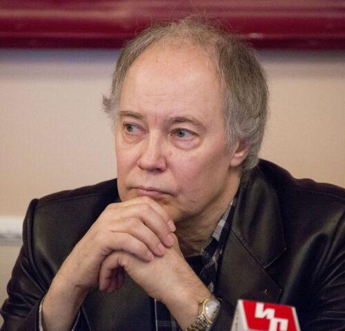 Жена актера Владимира Конкина