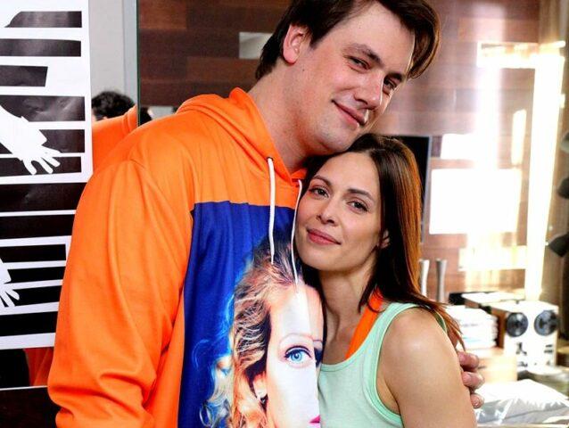 Жена актера Данилы Дунаева