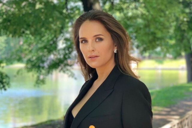 Муж актрисы Марии Шумаковой