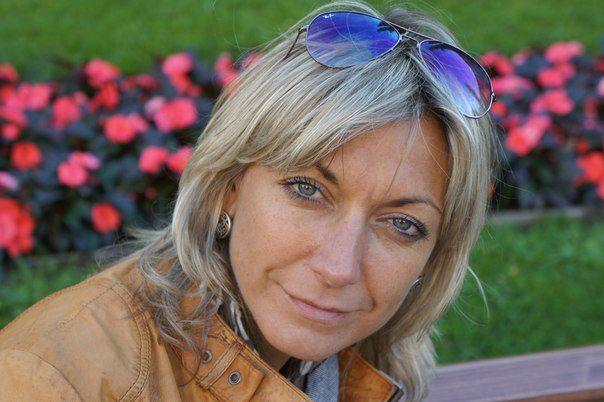 Жена актера Владимира Вдовиченкова