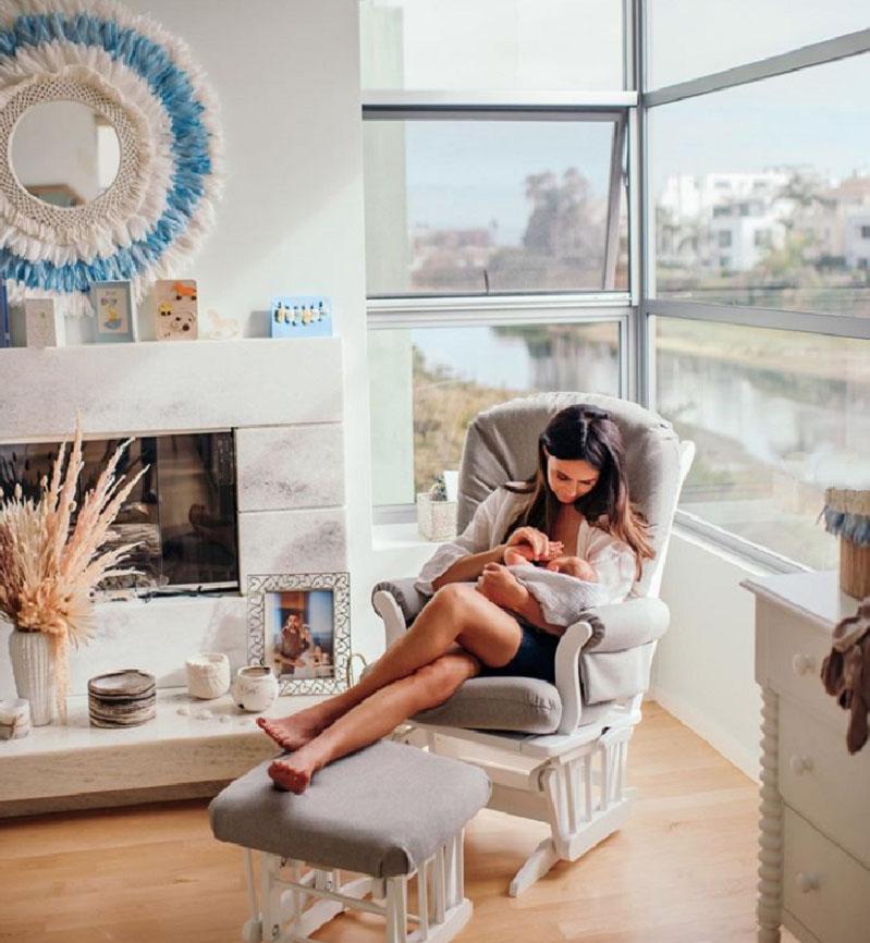Саша Зверева исполнила свою мечту с помощью дома в американском стиле