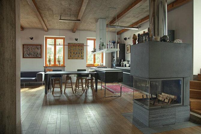 Как выглядит дом Ильи Лагутенко в поселке «Княжье озеро»