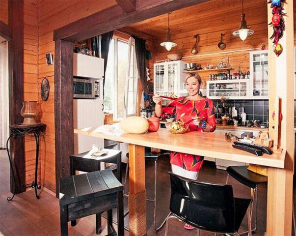Недвижимость известной телеведущей Арины Шараповой