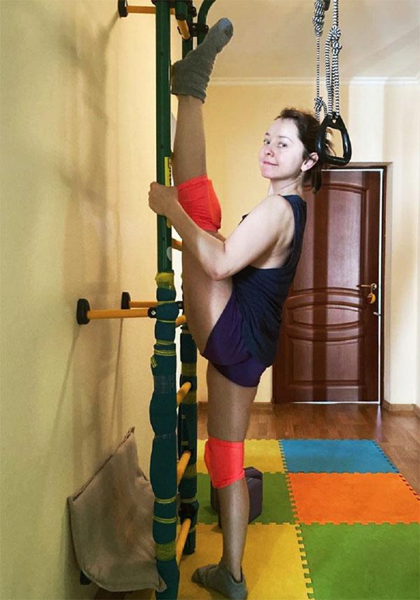 """Как выглядит московская квартира звезды """"Универа"""" Валентины Рубцовой"""